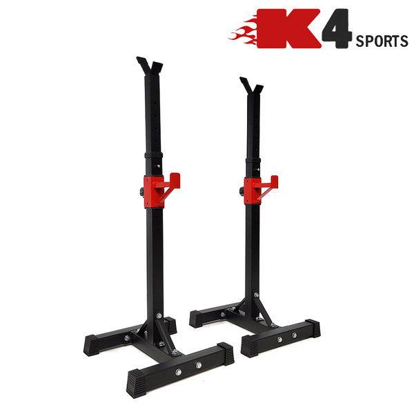 K4스포츠 K4-212 역기랙 역기바받침 스쿼트랙 데드랙 상품이미지