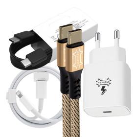 (1+1) PD 충전케이블 PPS 어댑터/USB C타입/CtoC/Cto8