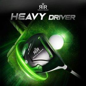 루키루키 장타용 비거리 헤비 드라이버 골프클럽 골프스윙연습기 골프연습용품