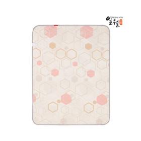 [일월] [더블]  나노크린단면 전기매트