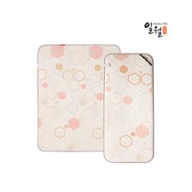 [일월] [더블+싱글]  나노크린단면 전기매트