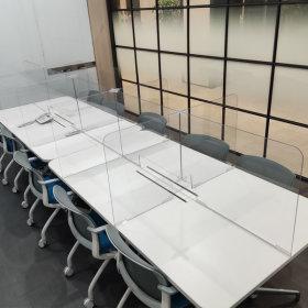 방탄 아크릴 4인용 6인용 8인용 식당 학교 관공서