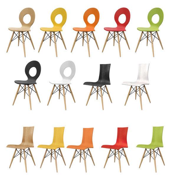 사계절공간연출 인테리어의자 까페의자 원목의자 상품이미지