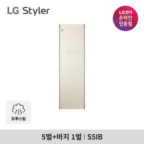 LG 트롬 스타일러 S5IB 5벌+1벌 아이보리 /신제품