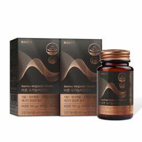 유기농 비오틴C 건조효모 비타민C 1병(60정)/1개월분