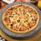 마또네 콤비네이션 피자 415gx4판 자연치즈 풍부한토핑