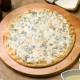 마또네 고르곤졸라 피자 281gx4판 자연치즈 풍부한토핑