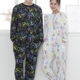 피치기모 남성 여성 상하세트 (잠옷/파자마) DA106