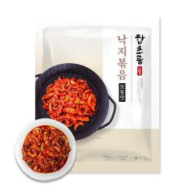함초롬 낙지볶음 350G 3팩 보통맛 / 반찬 / 안주