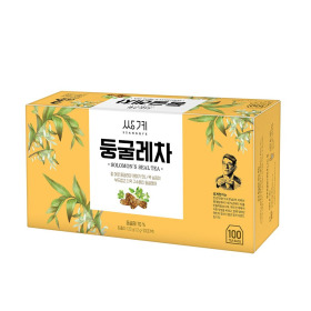 일반티백 둥글레차 100티백 후기이벤트 본사공식