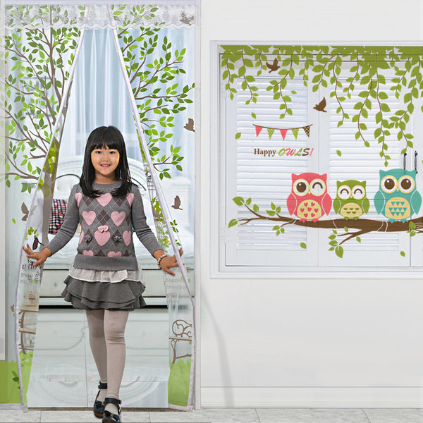 창문 현관 방풍비닐 커튼 문풍지뽁뽁이현관문바람막이 상품이미지