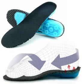 기능성깔창 키높이 젤쿠션 평발 아치서포트 신발인솔