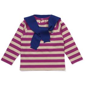 블루독베이비COLOR숄 티셔츠 SET (40A14-330-04)