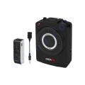 준성기가폰 SM-100 30W 강의용무선마이크 기가엠 i타입