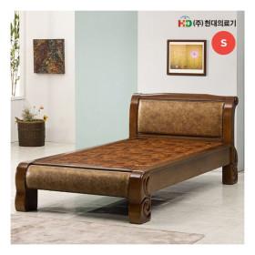 [건강드림] (싱글S) 현대의료기 황토숯  910 침대