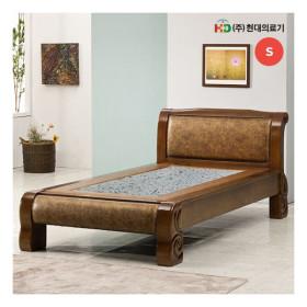 [건강드림] (싱글/S) 현대의료기 그린칠보석 910 침대
