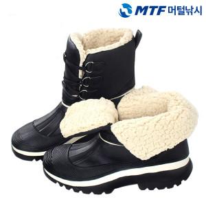 복실복실 방한 방풍 방수 릴렉스 낚시 부츠 신발