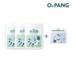 오투팡 올인원 다목적 세정제 3set  + 세탁조 클리너