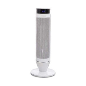 타워형PTC 전기 히터 온풍기 리모콘 (화이트) EP-S500