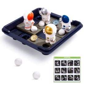 우주비행사 공 맞추기 퍼즐게임 보드게임