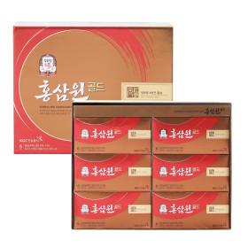 홍삼원골드 50mlX60포-선물세트/홍삼원 쇼핑백증정