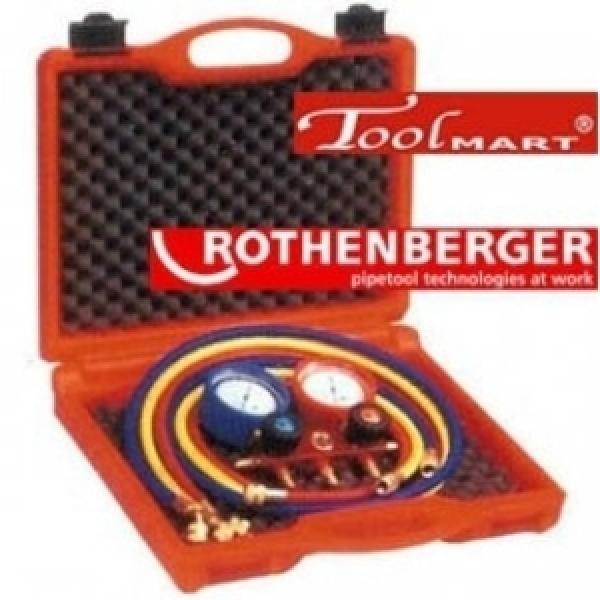 로덴베르거 매니폴드게이지세트no.1706.06 규격R410A-툴마트 상품이미지