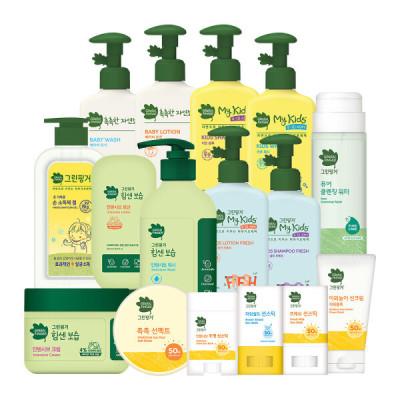 G special price/ My Kids Lotion + Wash/ Shampoo/ Kids` cream