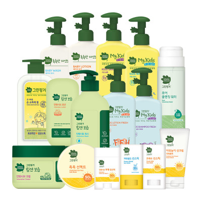 Green Finger/Lotion/Collection