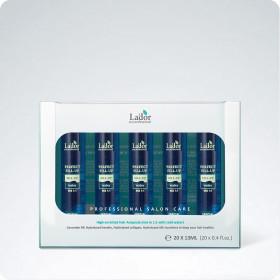 Miraculous Blue Bottle Hair FILL-UP Hair Ampoule 13ml x 20pcs