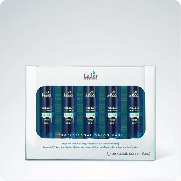 파란병의 기적 퍼펙트 헤어필업 헤어앰플 13ml x 20개 상품이미지