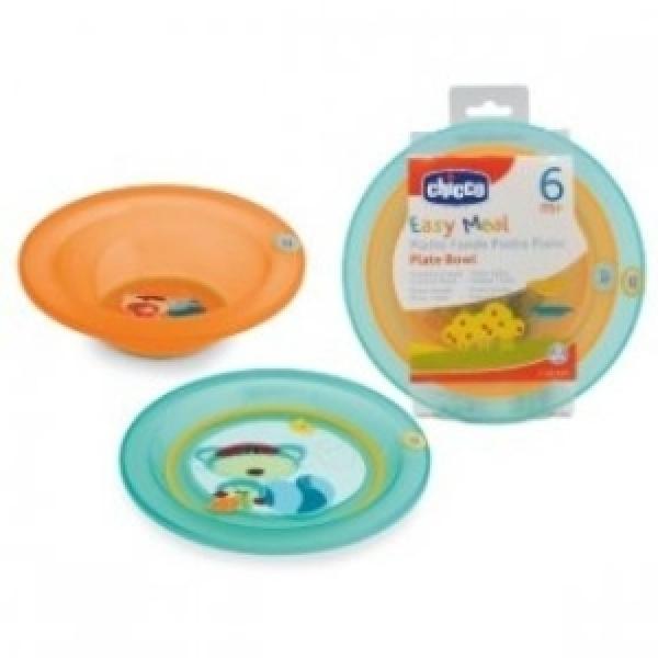 치코 NEW 이유식접시 보울 세트/ 이유식기 유아식기 상품이미지