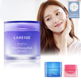 LANEIGE Skin care and makeup collection / corrector / lip balm / cream / foam cleanser /