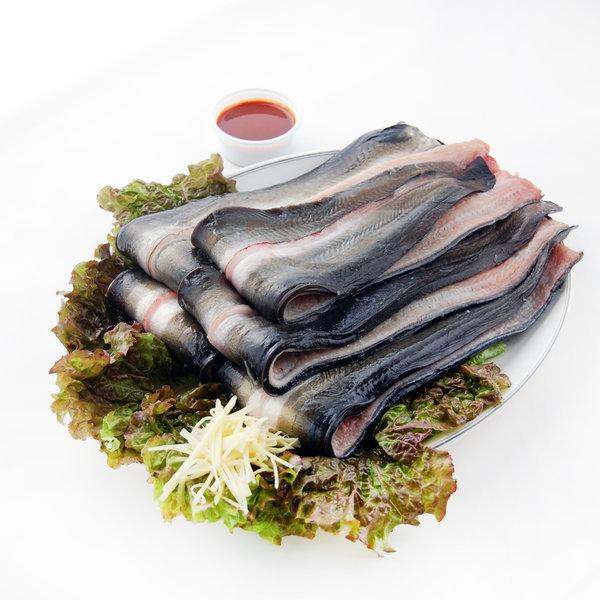 강화도갯벌장어 손질 1kg/장어구이/바다 민물장어아님 상품이미지