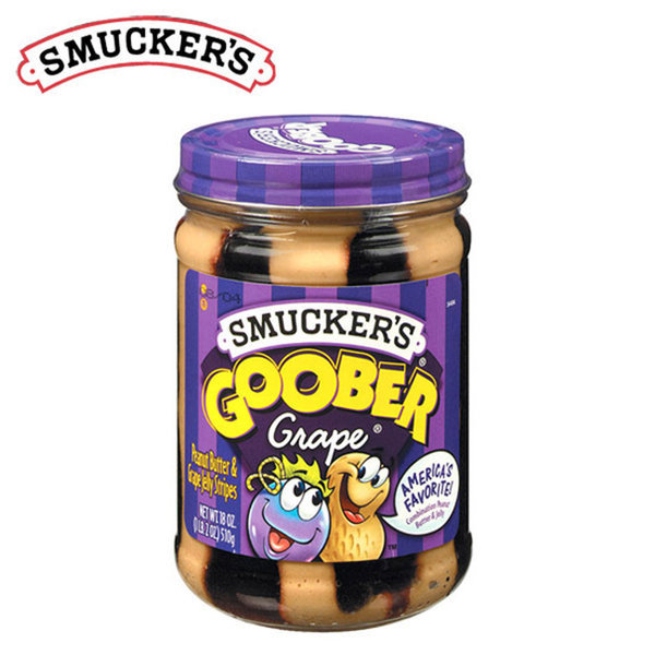 스머커즈 구버 그레이프 피넛버터 쩀510g 상품이미지
