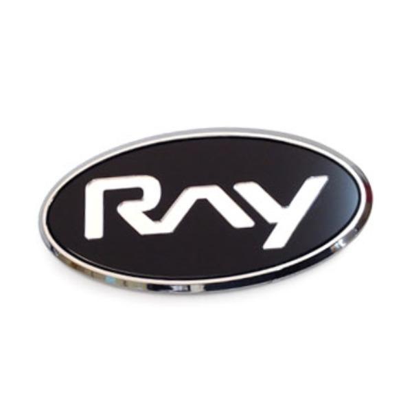 기아 레이 (Ray) 전용 순정교체형 엠블럼/혼캡 세트 상품이미지