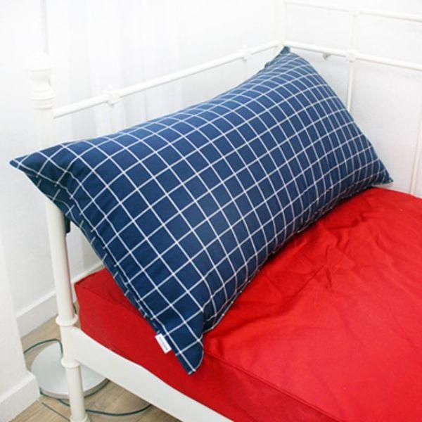 웨하스 블루베리 등쿠션  110 x 60cm 커버+솜 상품이미지