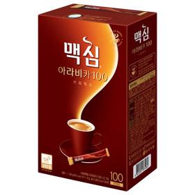 맥심 아라비카100 커피믹스 100T