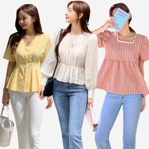 달리샵/블라우스/봄/신상/프릴/셔츠