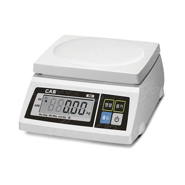 카스 전자저울 SW-1S 2kg/5kg/10kg/20kg/30kg 저울 상품이미지
