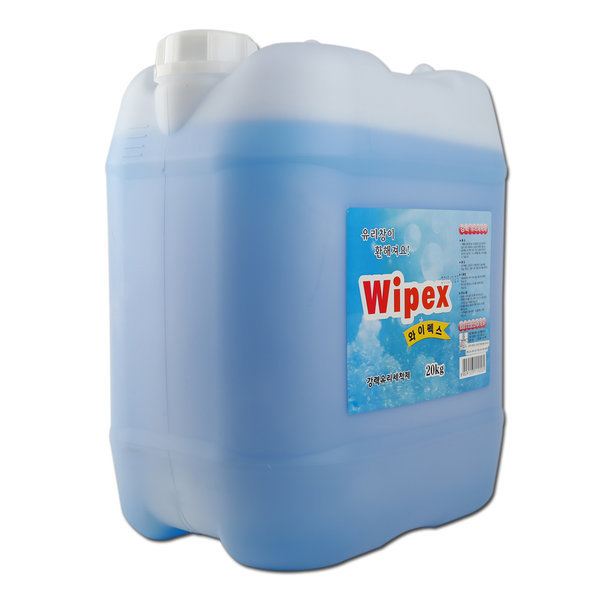 유리세정제 와이펙스 20kg 대용량 유리세정제 상품이미지