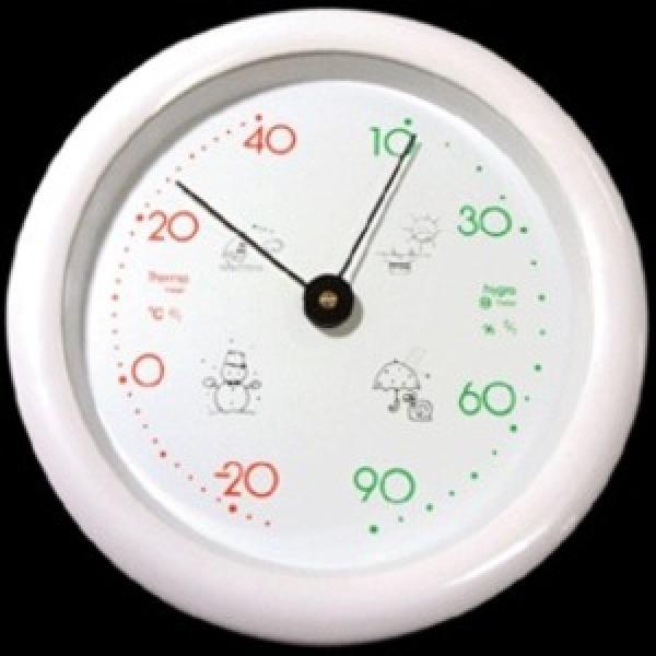 에이스온습도계 225 습도계/온도계/반신욕/탕온계/목욕용품/출산용품/벽걸이형/학교/원형 상품이미지