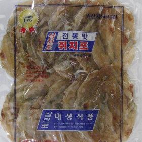 국산 삼천포명품쥐포 300g 대성쥐포