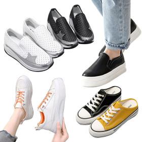 Hillshoebille Women sandals summer sandals strap wedge flat sandals