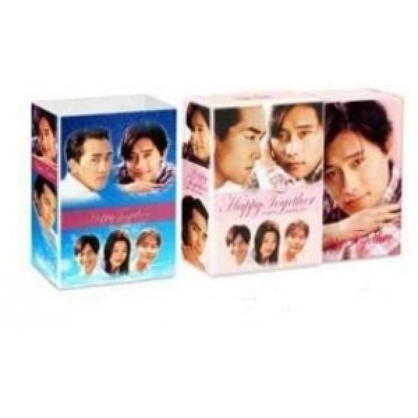 수입중고  TV드라마/해피투게더 (Happy Together) DVD박스셋/고급디지팩(8Disc) 상품이미지