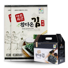 Daecheon Chamdaon Roasted Seasoned Laver/Laver/Daecheon Laver/Kwang Cheon Laver/Laver gift set