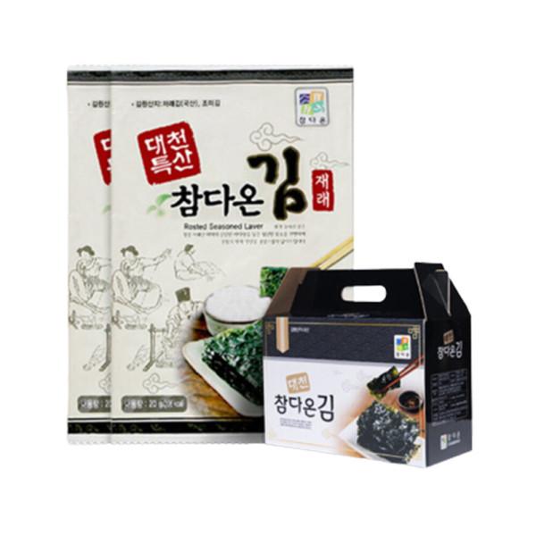 대천참다온김/김세트1호(전장김10봉) 상품이미지