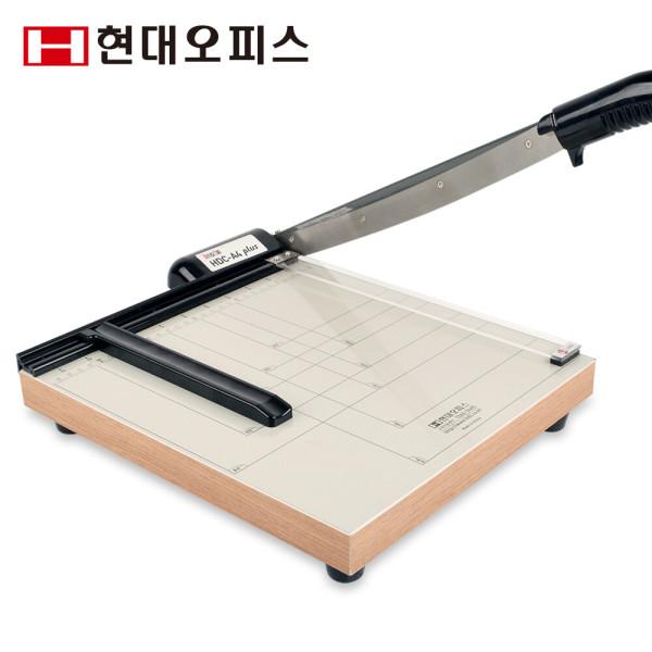 5종 작두형재단기 HDC-A4 Counter종이재단기/절단기 상품이미지