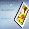 4.3인치 1080P지원 HD초고화질 /K7/SHIK/MP3/MP4/PMP