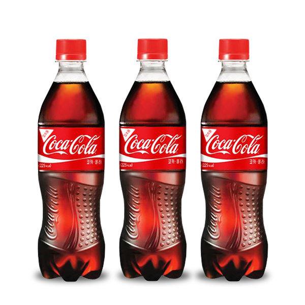 코카콜라 500ml  x 24병/칠성사이다/펩시콜라/사이다 상품이미지