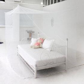 사각모기장소형(1~2인용)(120X190X180Cm) 텐트 모기망